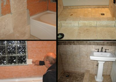 Pine Street Bathroom Renovation